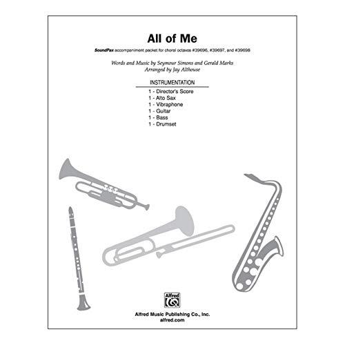 Seymour Simons, Gerald Marks-All of Me-Coro