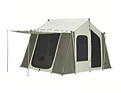 Canvas 7 foot Tall Tent