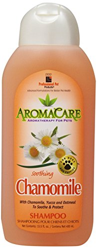 PPP Pet Aroma Care Chamomile Shampoo, 13-1/2-Ounce