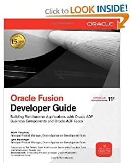 Oracle Fusion Developer Guide byMunsinger