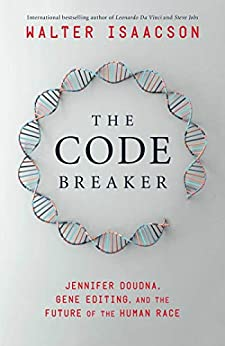 The Code Breaker by [Walter Isaacson]