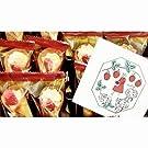 オードリー オードリー グレイシアAUDREY グレイシア 苺 ミルク 1箱(5個入) バレンタイン ホワイトデー クリームクッキー お菓子