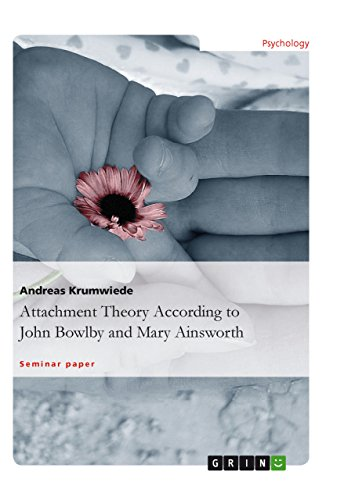Attachment Theory According to John Bowlby and Mary Ainsworth (English Edition)
