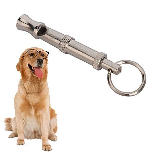 BOENTA Fischietto per Cani Fischietto Emergenza Clicker per Cani Fischietto Ultrasuoni per Cani Fischietto Ultrasuoni per Cani Antiabbaio Clicker Addestramento Cani 1pc