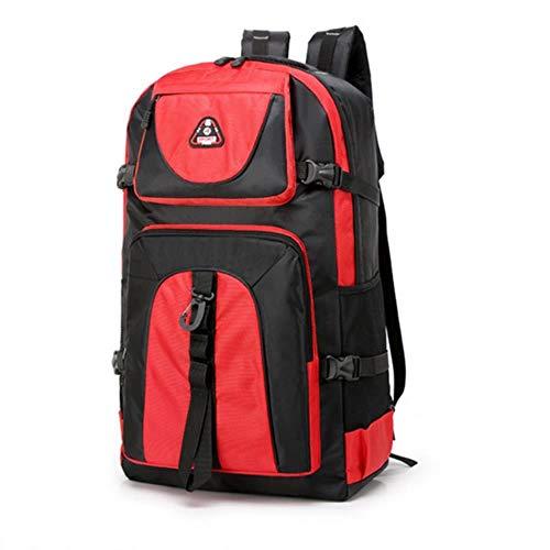 Erfhj Rugzak voor bergbeklimmen, voor dames en heren, waterdicht, nylon tas voor vissen, sporttas