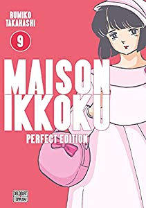 Maison Ikkoku - Juliette je t'aime Perfect Edition Tome 9