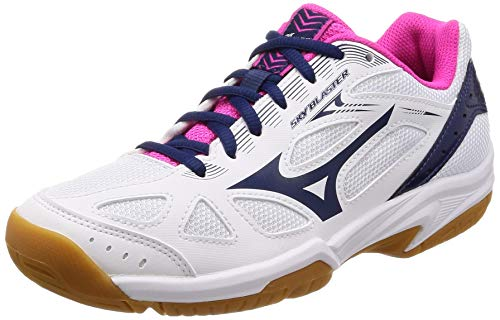 Mizuno Skyblaster Badminton Shoes - white