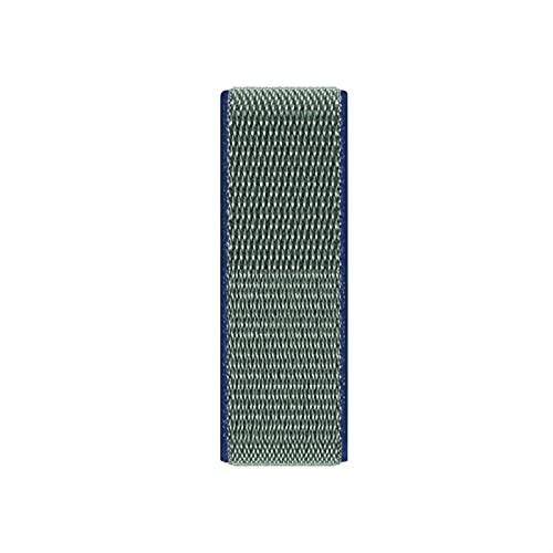 PAZHOU Banda de Nylon de liberación rápida para Garmin Fenix 6X 6 Pro 5 Plus 3 HR 5X Correa 20 22 26 mm Pulsera Cinturón para Garmin Forerunner 935 945