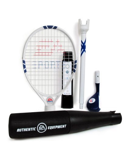 EA Sports EA SPORTS EA100 3-in-1 Sports Kit for Wii