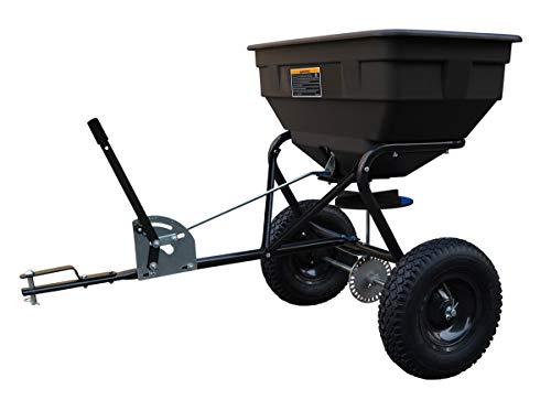 Streuwagen Texas 60 Liter Zentrifugalstreueranhänger für Quad, ATV, Rasentraktor etc.