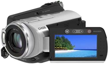 Sony HDR-SR5 AVCHD 4MP 40GB High Definition Hard Disk Drive Camcorder with 10x Optical Zoom (Discontinued by Manufacturer)