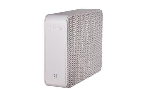 Samsung HX-DU010EC/AW2 G3 Station 1TB externe Festplatte (8,9 cm (3,5 Zoll)) silver white