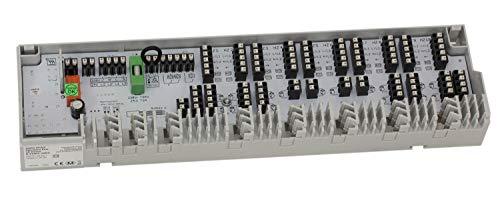 Möhlenhoff Alpha-Basis direct 230V/ Standard Plus 10 Zonen Klemmleiste mit Pumpensteuerung 130550