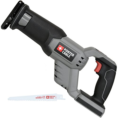 PORTER CABLE Bare-Tool PC1800RS 18-Volt Cordless Reciprocating Saw (Tool Only, No Battery)