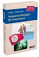 Ressourcenuebungen fuer Erwachsene: 60 Bildkarten mit 20-seitigem Booklet in stabiler Box, Kartenformat 9,8 x 14,3 cm.