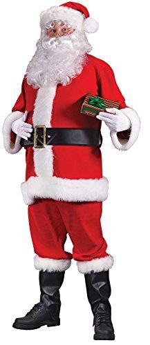 Santa Suit Economy Plus Sz