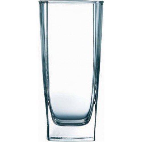 Luminarc 6 vasos altos de plata de ley