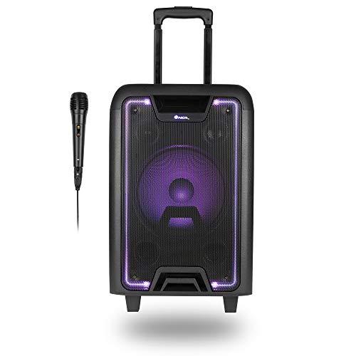 NGS Altavoz PORTÁTIL Bluetooth 120W-4500MAH Bat-Micro-USB-AUX