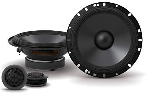 Alpine S-S65C S-Series 6.5-inch Component 2-Way Speakers (pair)
