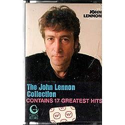 John Lennon: The Collection Cassette VG++ Canada Geffen L5-2023