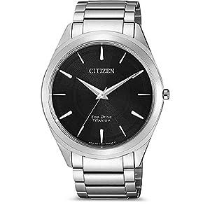 CITIZEN シチズン BJ6520-82E チタン クォーツ 腕時計 メンズ ブランド [並行輸入品]