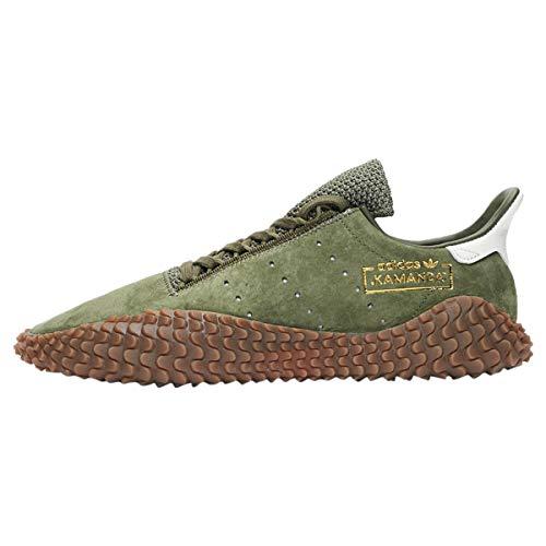adidas Kamanda 01 Men's Shoes Base Green/Crystal White b96521