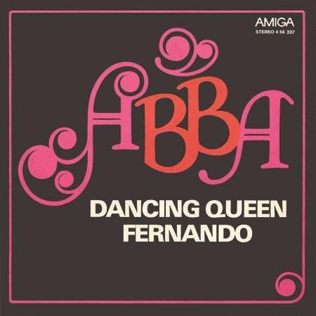 ABBA - Dancing Queen / Fernando - AMIGA - 4 56 237