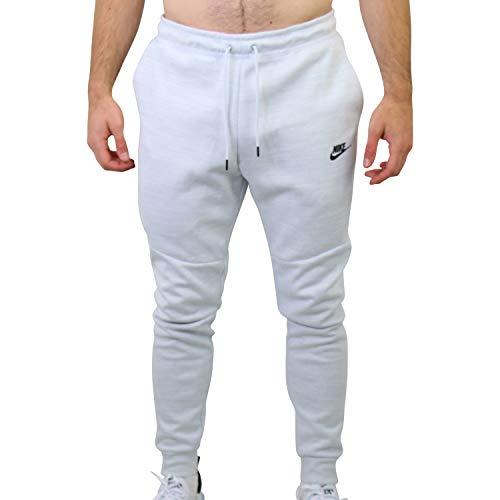 Nike Herren Tech Fleece Jogginghose Hellgrau XS