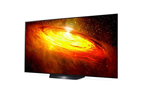 LG Electronics 55BX3 UHD 4K OLED-Fernseher - 55 (139 cm) - Smart-Fernseher - 4XHDMI - 3XUSB - Dolby Vision - Energieklasse ET - Schwarz
