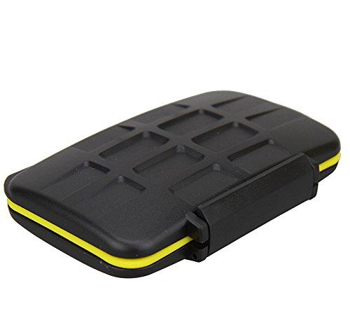 Multi Memory Card Case MC per CF/sxs3contenitore per schede di memoria, per 2x CF & 1x SXS Cards