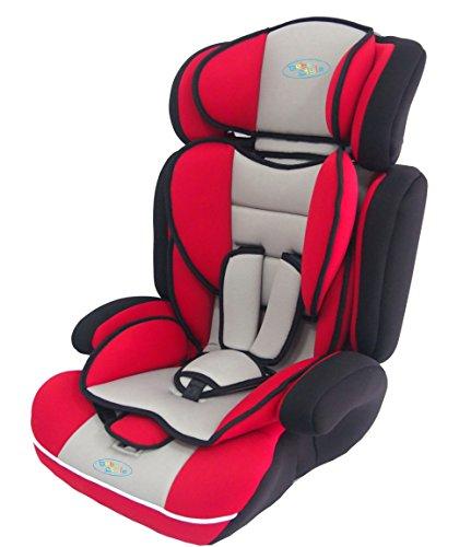 Bebe Style BCS222RED Kinderautositz, rot
