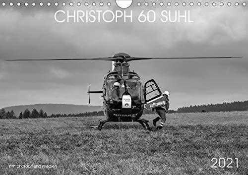 Christoph 60 Suhl (Wandkalender 2021 DIN A4 quer)