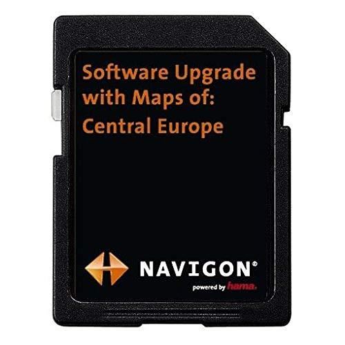 Navigon Upgrade MobileNavigator 6 für PNA, Paket 2, Zentraleuropa