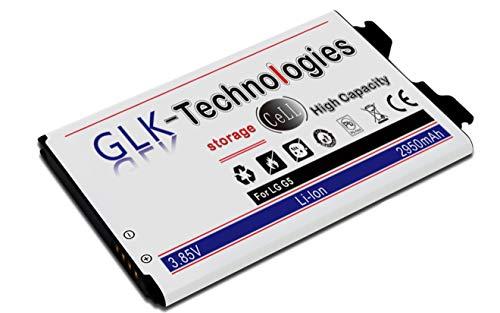 High Power Ersatzakku für LG G5 / H850 Dual SIM H860N LTE BL-42D1F | Original GLK-Technologies Battery | accu | 2950mAh Akku | NEU