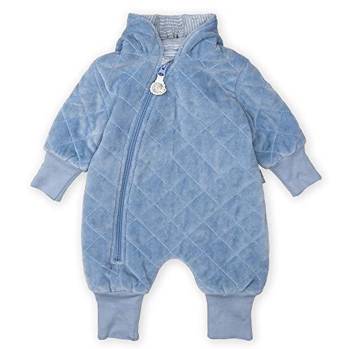 sigikid Baby-Jungen, Newborn Nickioverall mit Kapuze