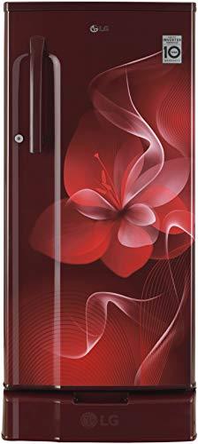 LG 188 L 3 Star Inverter Direct-Cool Single Door Refrigerator