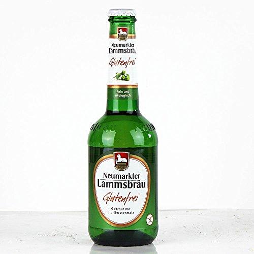 Lammsbräu Bio-Bier glutenfrei 0,33l