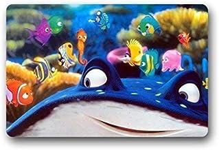 """Doormats Bath Rugs Outdoor Mat Future Origin Ocean Finding Nemo Welcome Door Mat Funny Doormat 23.6"""" 15.7"""""""