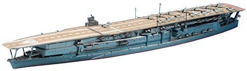 ハセガワ 1/700 ウォーターラインシリーズ 日本海軍 航空母艦 加賀 プラモデル 202