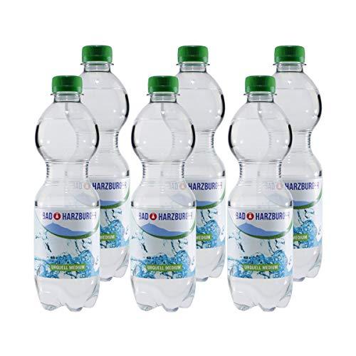 Bad Harzburger Medium Mineralwasser (18 x 0,5L)