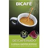 Bicafé - Café Cápsulas Biodegradables Nespresso * Descafeinado Bicafé 10 Un