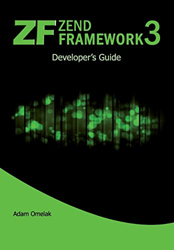 Zend Framework 3. Developer\'s Guide
