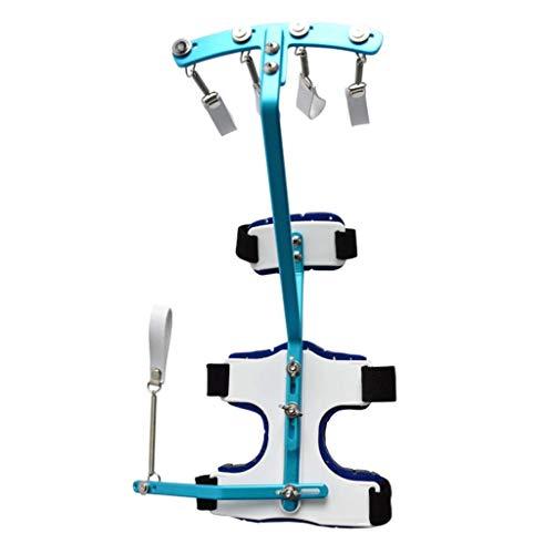 #N/A /A Protección para Entrenador Ortopédico con Dedos de Aluminio para Emiplegia por Ictus