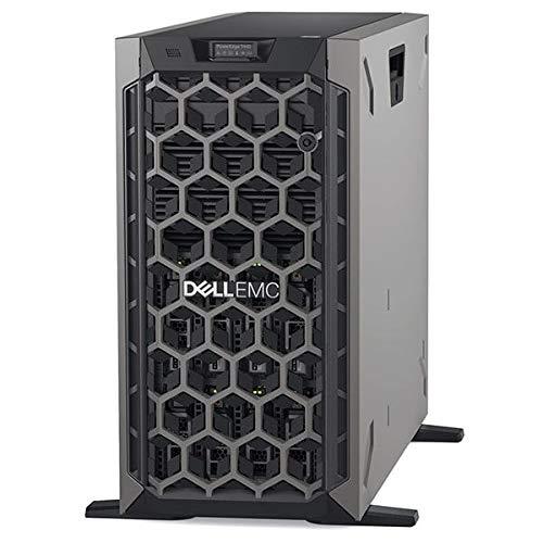Dell PowerEdge T440 Tower Server, Intel Xeon Silver 4110, 16GB RAM, 600GB SAS, PERC H730P, DVDRW, Dell 3 YR WTY + EuroPC Warranty Assist, (Renewed)