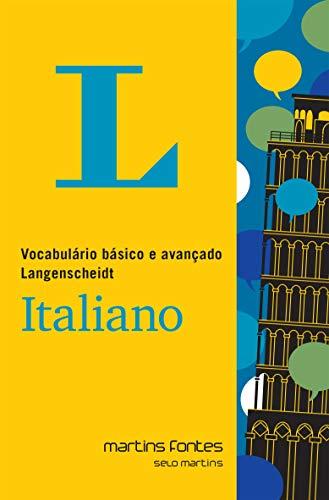Vocabulário Básico e Avançado Langenscheidt Italiano