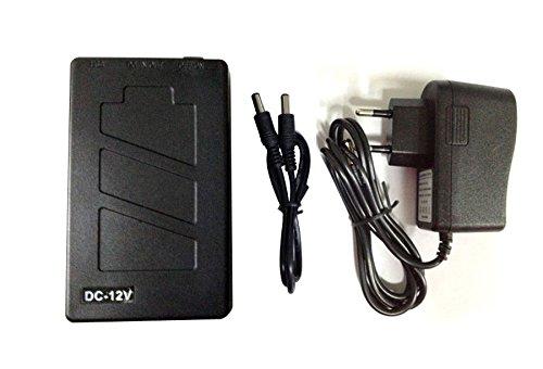 Safari Drives 12V DC Batería Recargable Li-Ion para Cámara CCTV 2800mAh Lithium-Ion