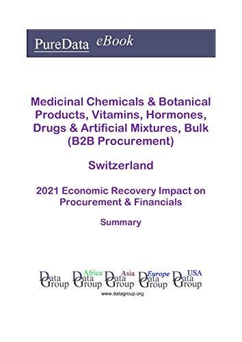 Medicinal Chemicals & Botanical Products, Vitamins, Hormones, Drugs & Artificial Mixtures, Bulk (B2B Procurement) Switzerland Summary: 2021 Economic Recovery Impact on Revenues & Financials