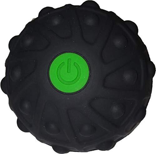 Livia Massageball Elektrisch mit Vibration, 2 Intensitätsstufen, Faszienball für Triggerpunkt Massage, Rücken und Muskel Selbst Massage