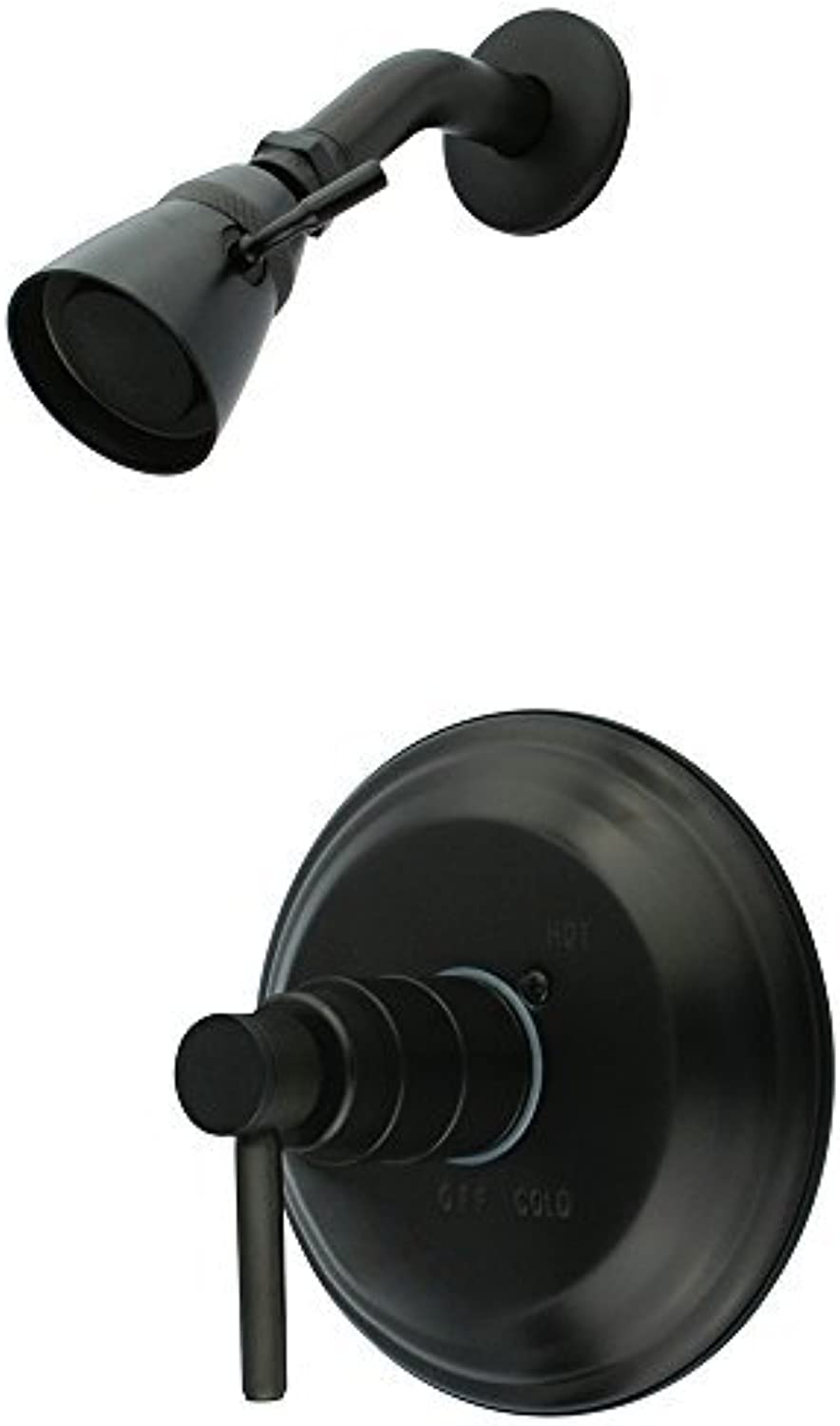 Kingston Brass Concord Single Handle Shower Faucet