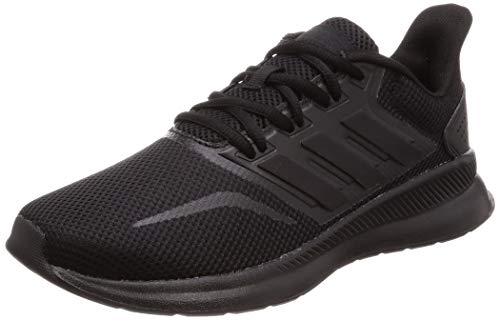 adidas Herren Runfalcon Laufschuhe, Mehrfarbig (Core Black/Core Black/Core Black G28970), 43 1/3 EU